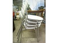 4 retro chairs