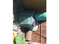 Large compost bin 1000L