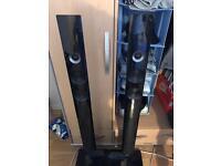 LG 5.1 Surround Sound Speakers
