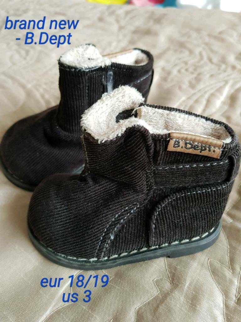 brand new baby shoesin Coventry, West MidlandsGumtree - for sale brand new (without box) baby shoes size eur 18 19. Contact sms or email