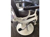 vintage barbers chairs