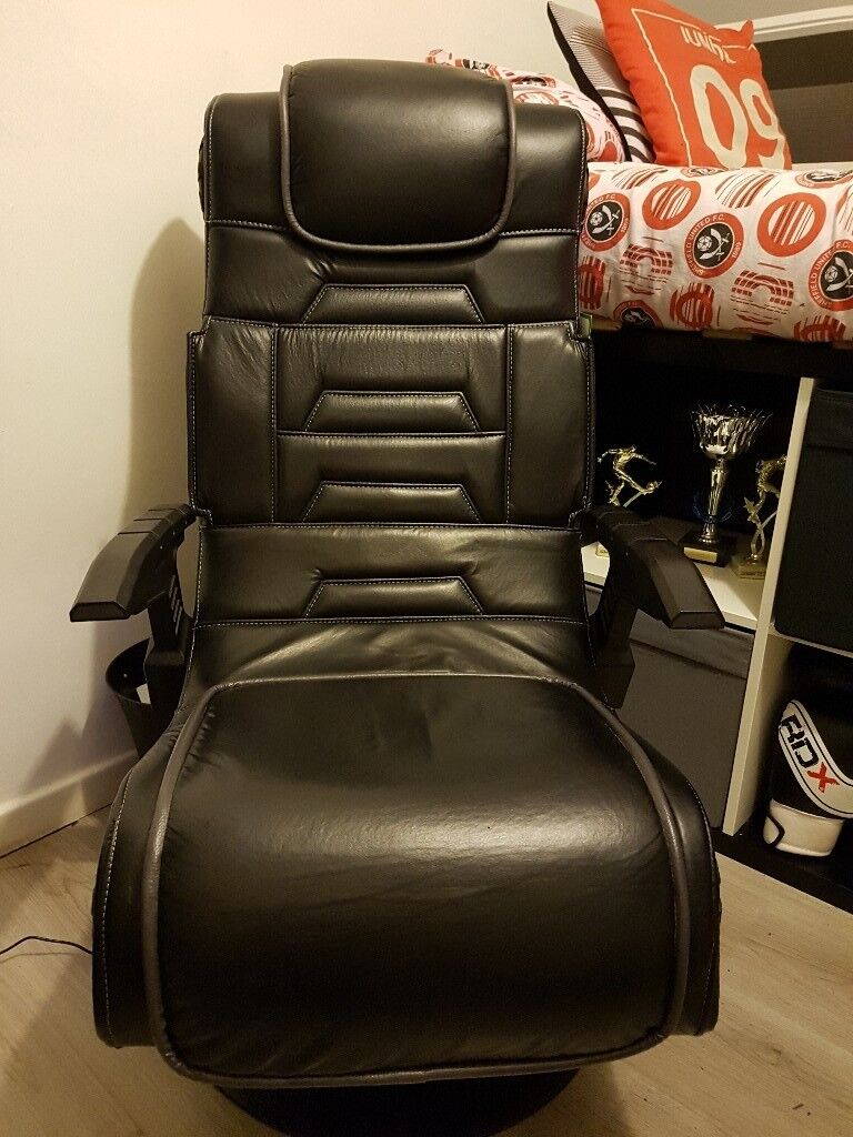 Surprising X Rocker Pro 4 1 Wireless Gaming Chair In Sheffield South Yorkshire Gumtree Uwap Interior Chair Design Uwaporg