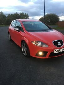 LATE 2008 RED SEAT LEON FR TDI !!PRICE DROP!!