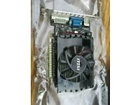 MSI GeForce N630GT MD4GD3