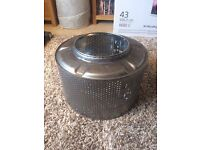** Washine machine drum / firepit/ bbq **