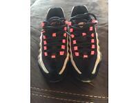 Size 5 in half Nike air Nike 95s