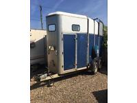 Ifor Williams 510 horse trailer.