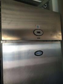 FOSTER American fridge