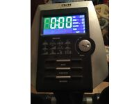 DKN XC 120 Cross Trainer barely used with manual