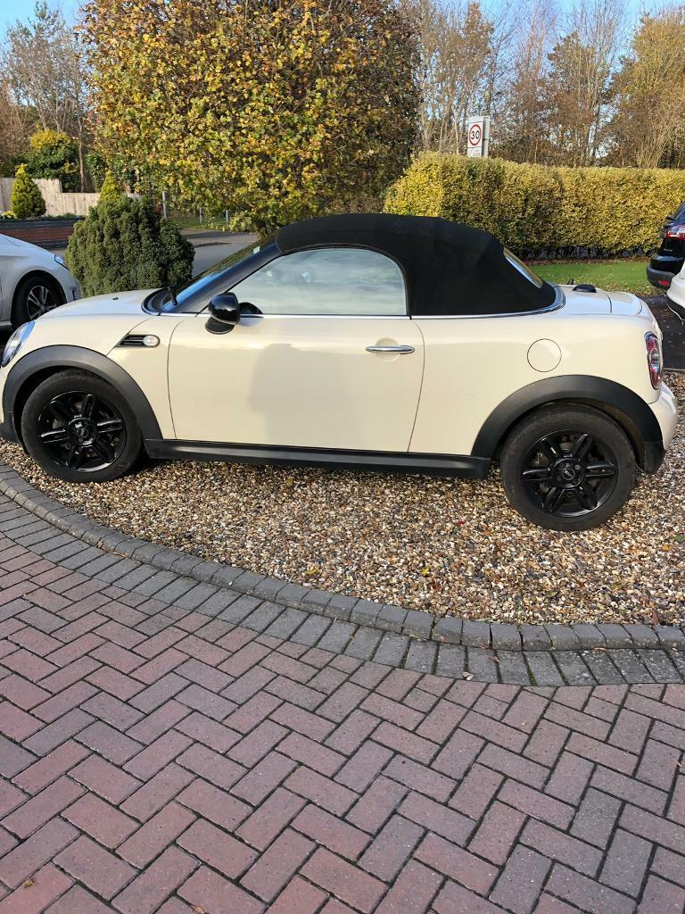 Mini Cooper Roadster Convertible In Swindon Wiltshire Gumtree