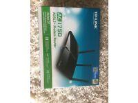TP-Link Archer D7 AC1750 ADSL2 + Modem Router