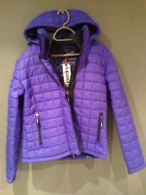 Superdry jacket Fuji size large