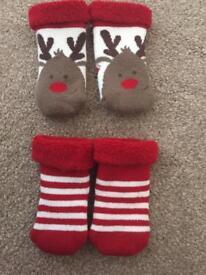 Baby novelty socks