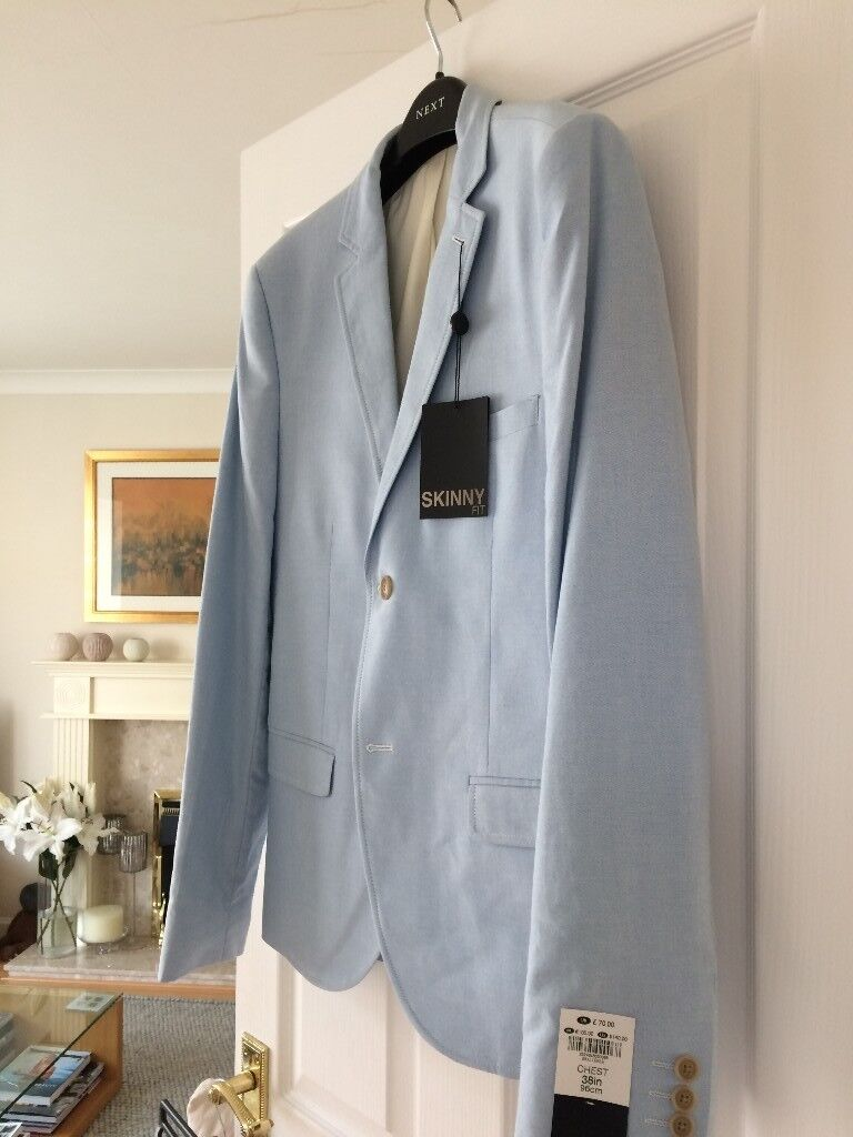Brand new Topman \'Skinny Fit\' blue suit | in Broughty Ferry, Dundee ...