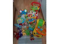 Unisex 0-18month toy bundle