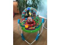 Fisher-Price Laugh and Learn Puppy's Activity Jumperoo RRP £149.99