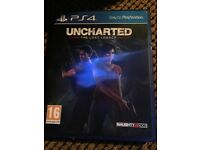 UNCHARTED THE LOST LEGACY BRAND NEW