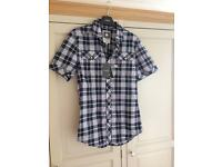 Brand new with tags G-Star raw men's shirt