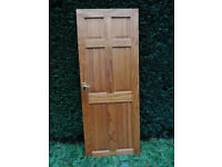 Door internal.