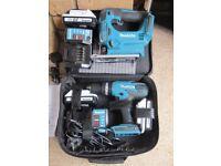 makita drill /jigsaw kit mint condition
