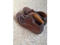 CLARKS BOOT SHOES, size 8