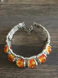 Tibetan silver bracelets £3 each. New. Can post or collect from Tqy