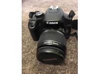 Canon 450d + extra lens
