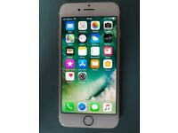 fairly used iPhone 7 128GB Gold