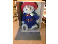 Limited Edition Vintage Boxed Paddington Bear