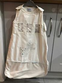 Baby 0-6 months summer GroBag sleeping bag 1tog unisex