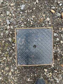 Wavin drain cover and risers