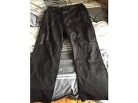 Craghoppers men's water resistant walking hiking trousers size 34 short brand new never been worn