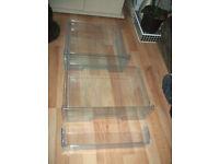 Freezer drawers,2 LEC drawers & 1 door shelf ideal freezer or storage in general