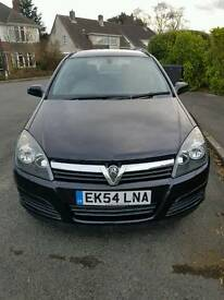 2005 54 Plate, Vauxhall Astra, 1.8 Automatic Estate, Excellent condition