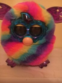 Furby rainbow