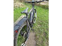 Claud Butler Electric Bike Conversion