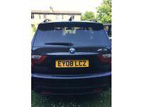 BMW X3 M sport 08 2.0l diesel black