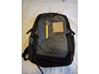 "Dell Tech back pack fits most laptops up to 17"" dedicated laptop and tablet bag NEW"