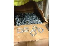 Industrial banding clips