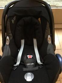 Cabrio fix baby car seat