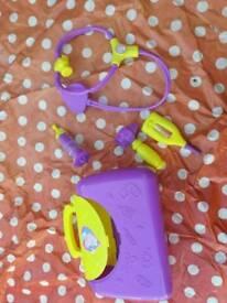 Peppa pig toy