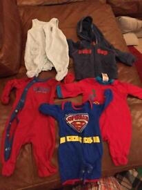 Massive bundle of boys cloths.
