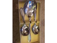Desert spoons