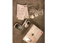 "Motorola ""watch them dream"" digital video baby monitor. Rrp £90"