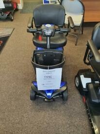 Mobility scooter 4mph brand new ex display
