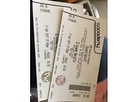 Richard Ashcroft Tickets x2 O2 Newcastle