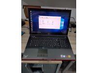 "Dell Precision M6700 17.3"" laptop i7-3740QM 8GB 128GBSSD+750GB NVIDIA 1080P W10"