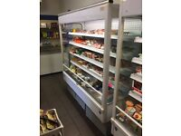 Selling shop fittings (fridges, shelves, freezers)