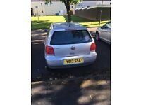 VW Polo Long MOT great run about or first car
