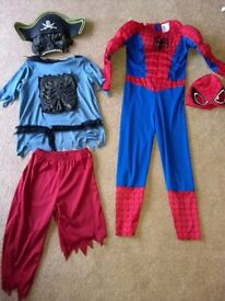 Spiderman and Fancy Dress Costume
